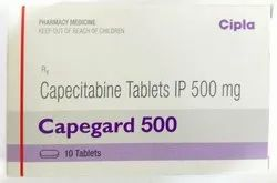 Capecitabine 500 Mg Tablets IP