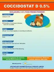 COCCIDOSTAT (Diclazuril 0.5% Powder)