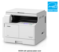 Canon IR 2006N With Platen Cover & Toner