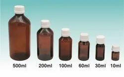 Amber  Pharma Bottle