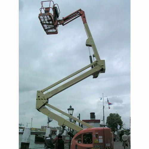 Hydraulic Sky Lifts At Rs 260000 Piece Ayodhya Nagar