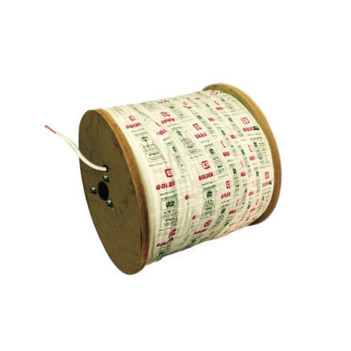 PVC Insulated Copper Wire - PVC Insulated Unsheathed Stranded Copper ...