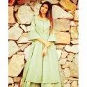Manisha Fashion Cotton Ladies Embroidered Palazzo Suit