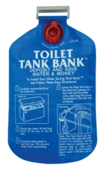 Abs Turbo Water Saver Toilet Tank Bank, Model Name/Number: Tflush