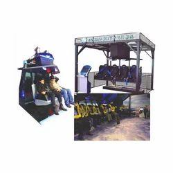 VR Fly Cinema Arcade Machine