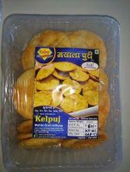 Kelpuj Masala Puri, Packaging Size: 250 Gm