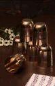 Bronze Alloy Bronze Etching Tumbler (kothiwala Design)