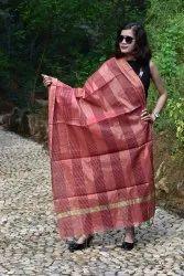 Banarasi Silk Lining Dupatta