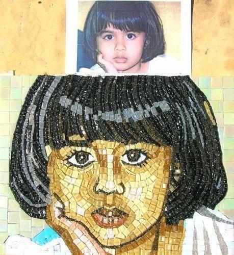Customized Glass Mosaic Tile Mural