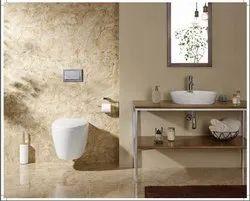 White Ceramic Bath Sense Taple Top Basins
