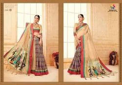 Rachna Art Silk Digital Printed Digi Mode Catalog Saree For Women 8