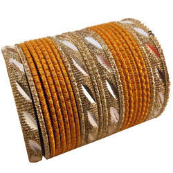 Kids Metal Bangles Set