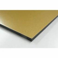 Champ Gold Metallic Aluminum Composite Panel