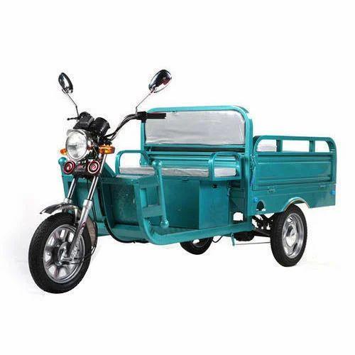Battery Rickshaw Loader