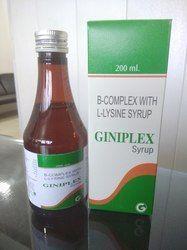 B-complex & L-lysine Syrup