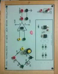 Wein Bridge Oscillator