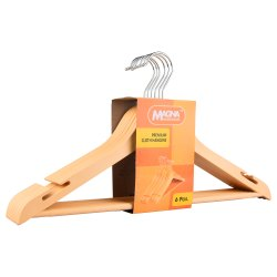 Heavy Duty Wooden Plastic Hangers