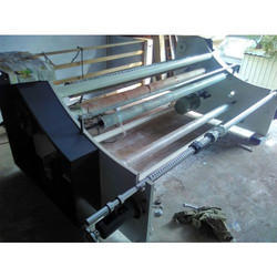 Tarpaulin Slitting Rewinder Machine