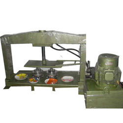 Semi Automatic Paper Plate Machine, 1 To 1. 5 Unit/hour Approx