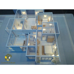 3D House Building Model Making Service