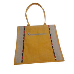 Ladies Jute Hand Bags