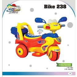 Single Seater Kids Battery Operated Bike