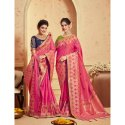 Fancy Silk Designer Saree