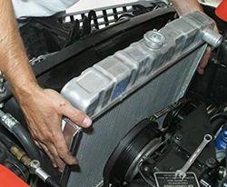 Car Radiator Repair Service