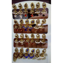 Traditional Jhumka Earrings