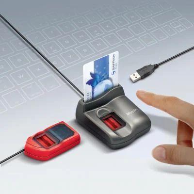 Morpho Plastic MorphoSmart Fingerprint Scanner