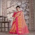 Banarasi Muslin Silk Sarees