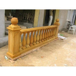 Marble Home Railing