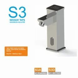 Sensor Tap S3 for Wash Basin