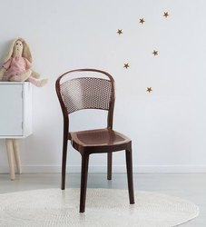 Cello Miracle chair or Dining chair or Cafeteria Chair