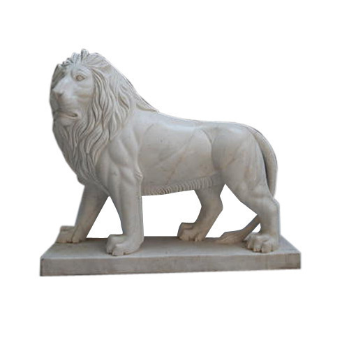 Lion Sculpture, Thickness: 5-10 mm