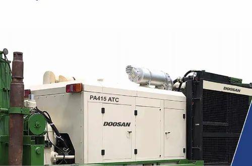 Doosan Water Well Compressor