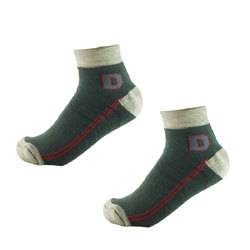 Cotton Casual Sports Socks, Size: Free Size