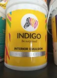 Water Based Paint White Indigo Paints