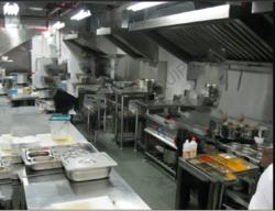 Island Type Kitchen