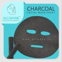Charcoal Facial Mask Sheet - 100% Original - ODM/OEM Customization Available