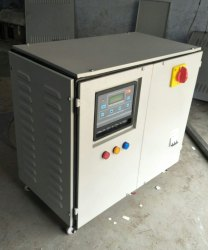 Automatic Three Phase Air Cooled Servo Stabilizers, With Surge Protection, 340 To 480 V