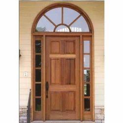 Designer Exterior Wooden Door