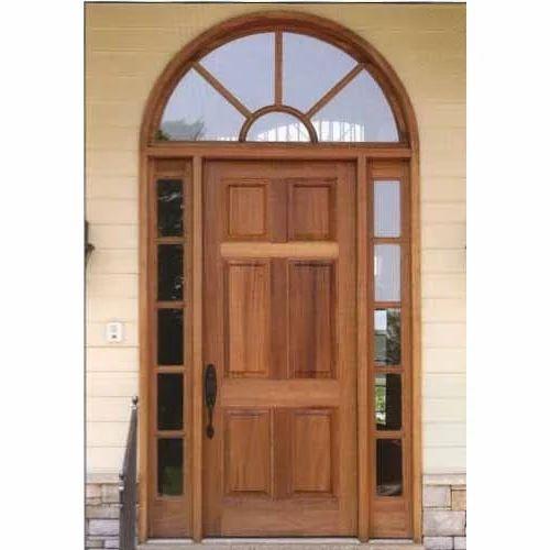 Designer Exterior Wooden Door At Rs 650 Square Feet Decorative