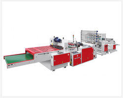 High Speed Calendar Bag Making Machine