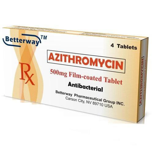 Zithromax Tablet Uses