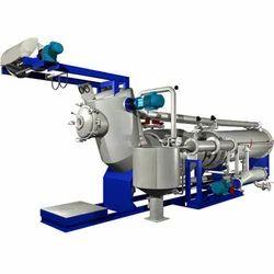Top Tube Soft Flow Dyeing Machine