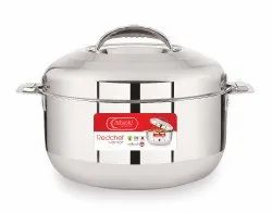 Arhanto Red Chef Stainless Steel Hotpot