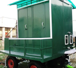 Mobile Bio-Toilets