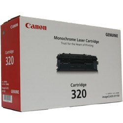 Canon 320 Black Toner Cartridge