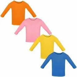 Full Sleeve Kids T Shirts